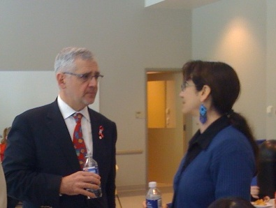 Drs. Montaner and Yassi