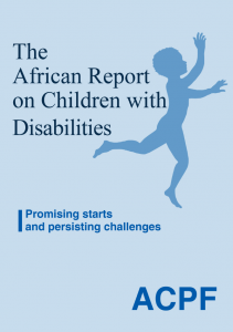 African children disabilties