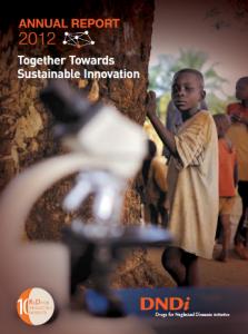 DNDi Annual Report 2012