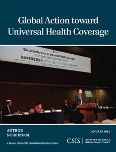 Global Action toward Univ Health Coverage
