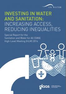 Investing in Water Sanitation, Increasing access