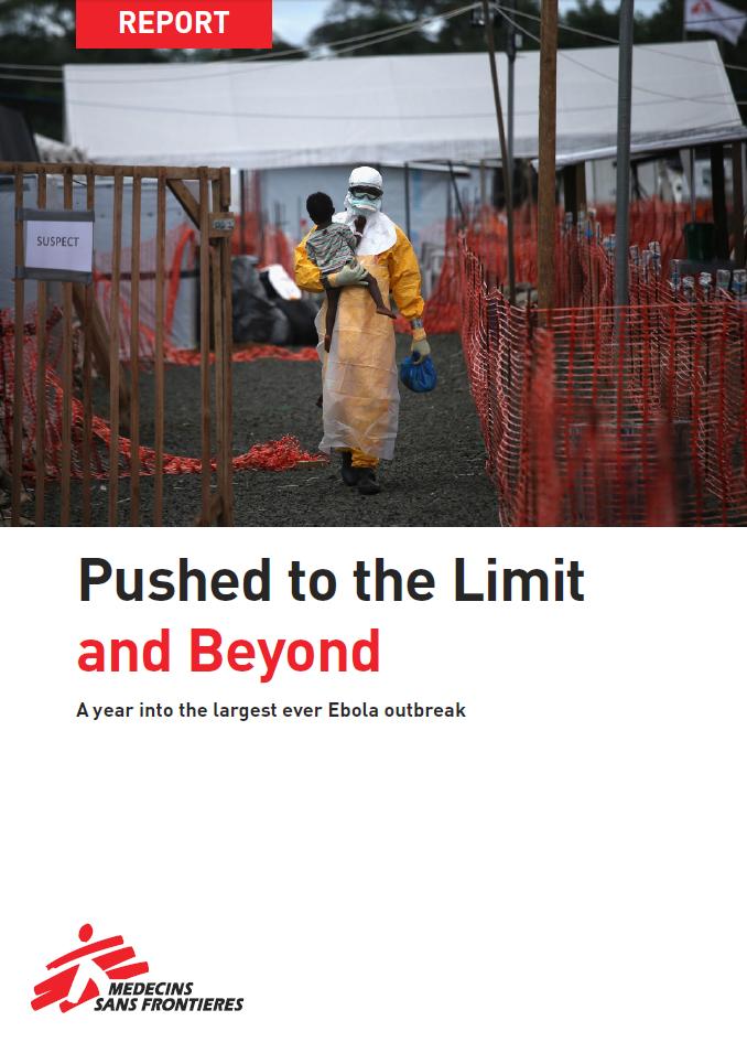 MSF Ebola 2015