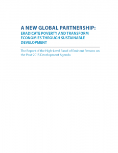 Report of High Level Panel Post 2015