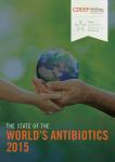 State of Antibiotics 2015