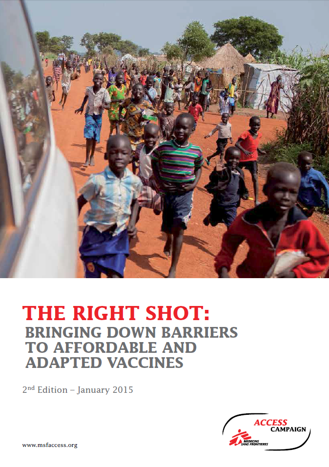 The right shot, MSF Access
