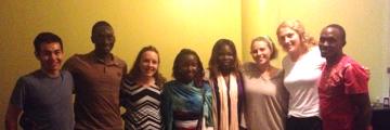 Makere Biomedical Engineering program students